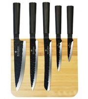 Набор ножей Samurai 6 предметов Krauff 29-243-008