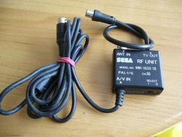 Adaptor TV RF do konsoli Sega Mega Drive 2 MK 1633-18