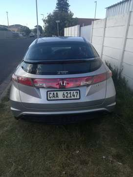 Honda civic civic for sale  car is in very good condition