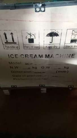 Ice-cream machine