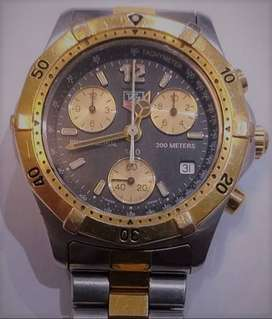 Tag Heuer 2000 Series CK1120 Chronograph