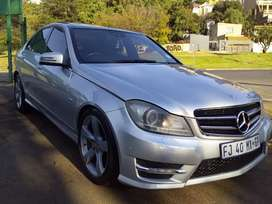 Mercedes Benz C200 Automatic sunroof  Edition C