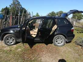Very good condition BMW x3 2d very light on fuel