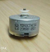 Микро моторчик MDN3CT4CSA (диаметр 24 мм)