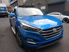 Hyundai Tucson 2.0 CRDi automatic 2018 for SELL
