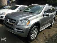 Foreign used 2012 Mercedes Benz Gl450 4matic. Direct tokunbo 0