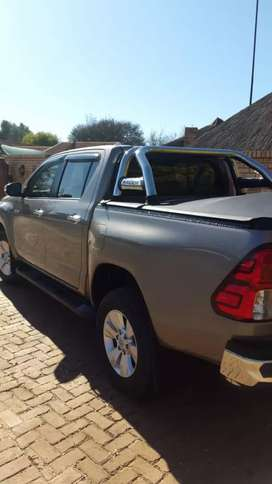 Hilux 2.8 GD6 for sale all extras include
