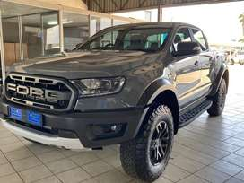 2021 Ford Ranger Raptor 2.0 Bi-Turbo Auto D/C for sale