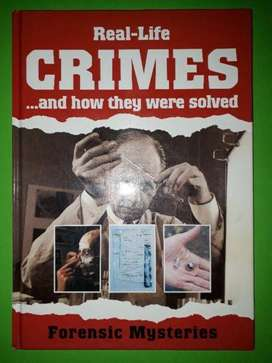 Real-Life Crimes - Forensic Mysteries.