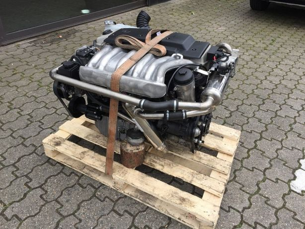 Silnik do motorówki Mercedes 3.0 Diesel Kępno - image 1
