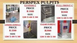 Cape Town Perspex Pulpits At Low Prices