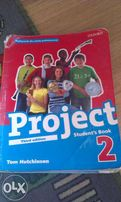 Podręcznik do angielskiego Project dla szkoły podstawowej, część 2