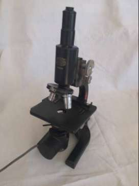 Microscope, Spencer S/N 206834 (Approx 1944)