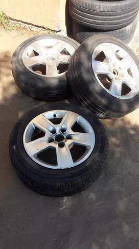 17 inch tyres