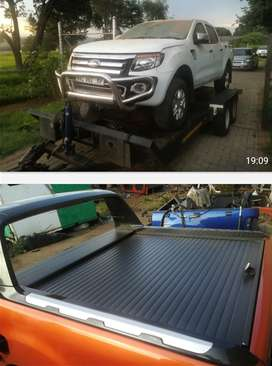 Ford ranger wildtrack for spares