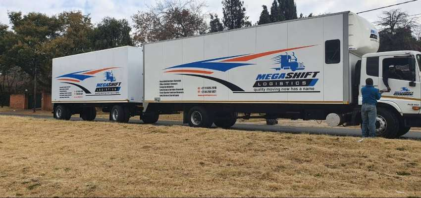 Affordable Shared Removals from Eastern Cape To Gauteng on 20/07/2021