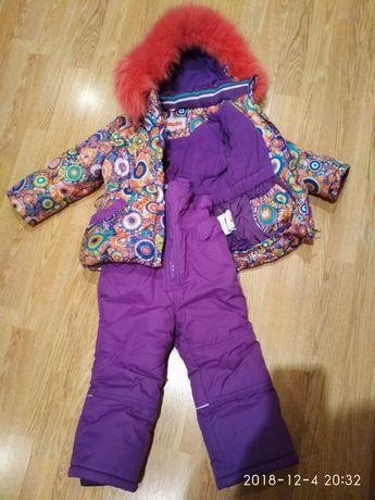 Комбинезон, куртка, курточка, зима Луцк - изображение 1