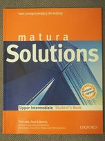 Matura Solutions. Upper-intermediate Student's Book