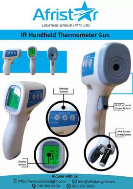 Infrared Thermometers, VTM, Sticks, kits, Transport  Swabs  PPE