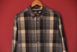 Tommy Hilfiger рр XL (L бирка) рубашка из хлопка оригинал