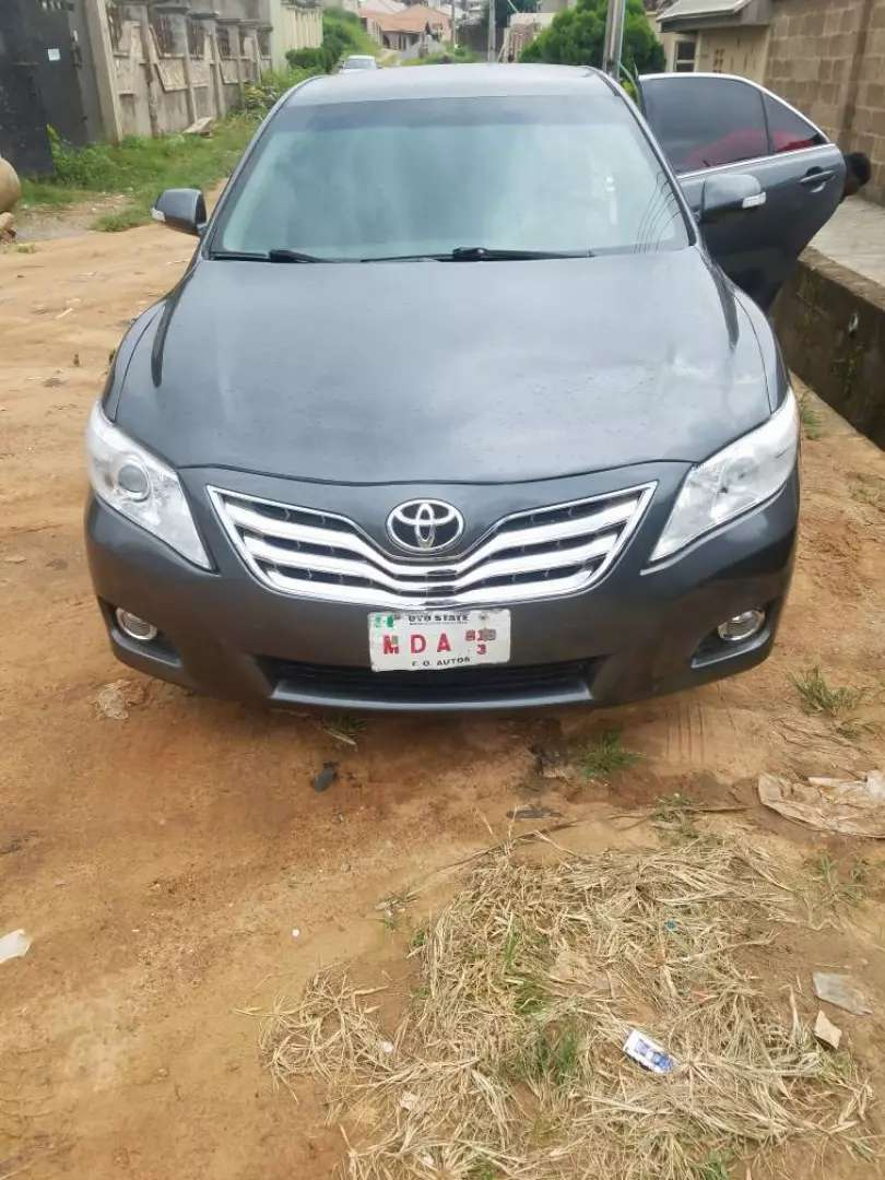 Toyota camry 2009 muscle 0