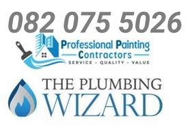 No Call Out Charges Plumbers And Painters Available