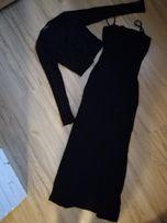 Sukienka+mini żakiecik S