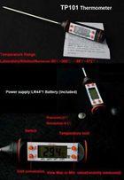 Termometr sonda do mięsa,mleka i innych
