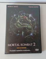 Mortal Kombat 2 DVD tanio Śląsk