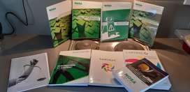 SAMTRAC (NOSA) Course Books - Complete Set - Like New - Bargain @R3000