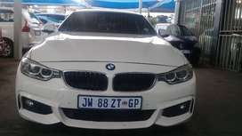 2014 BMW 420-D with Automatic Transmission, Electric Window