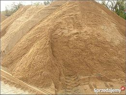 Piasek żwir ziemia czarnoziem glina kamienie ogrodowe torf gruz kruszo