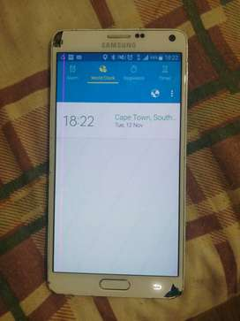 Selling my Samsung Note 4