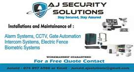 AJ Security Solutions
