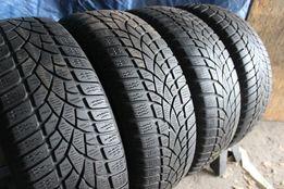 205-60-R16 DUNLOP WINTER зимняя резина шины 4 штуки GERMANY