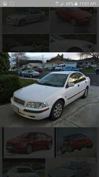 Image of Volvo S40 stripping for cheap spares