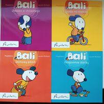 Bali - książeczki dla dzieci - komplet 4 różnych tytułów