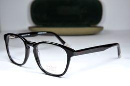 Oprawki okulary Gant GRA077 Czarne Klasyczne z Etui sprzedaż sklepowa