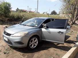 Ford focus 1.8 2010 model