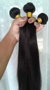 Image of BRZILIAN REMY HUMAN HAIR available now (low prices)