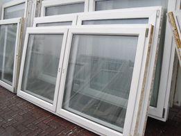 Okna Pcv 2350 X 1250 z Demontażu z Niemiec !