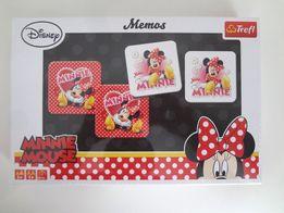 Gra memo memory Minnie Disney