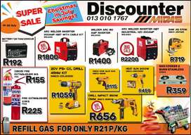 Christmas in July SUPER SALE at Discounter Midas!