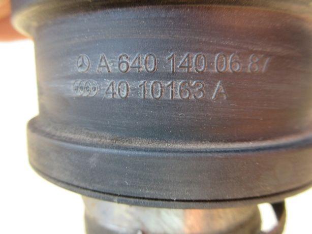 mercedes W245 W169 2.0 cdi rura turbo tłumik szmerów Wołów - image 3