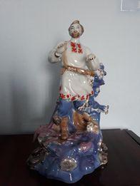 Продам фарфоровую статуэтку Садко