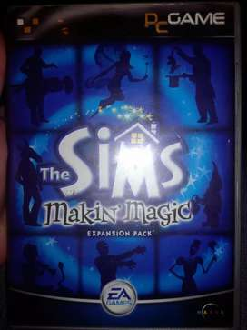 The sims makin magic exploration pack