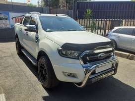 2016 Ford Ranger 3.2 XLT Double cab