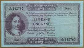 Nice 1962 R1 note in good condition
