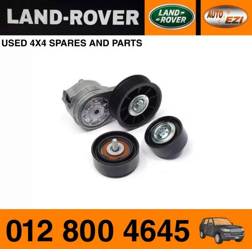 Discovery 4 TD v6 tensioner pulley at AUTO EZI