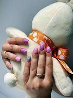 Наращивание, коррекция и покрытие ногтей гель-лаком